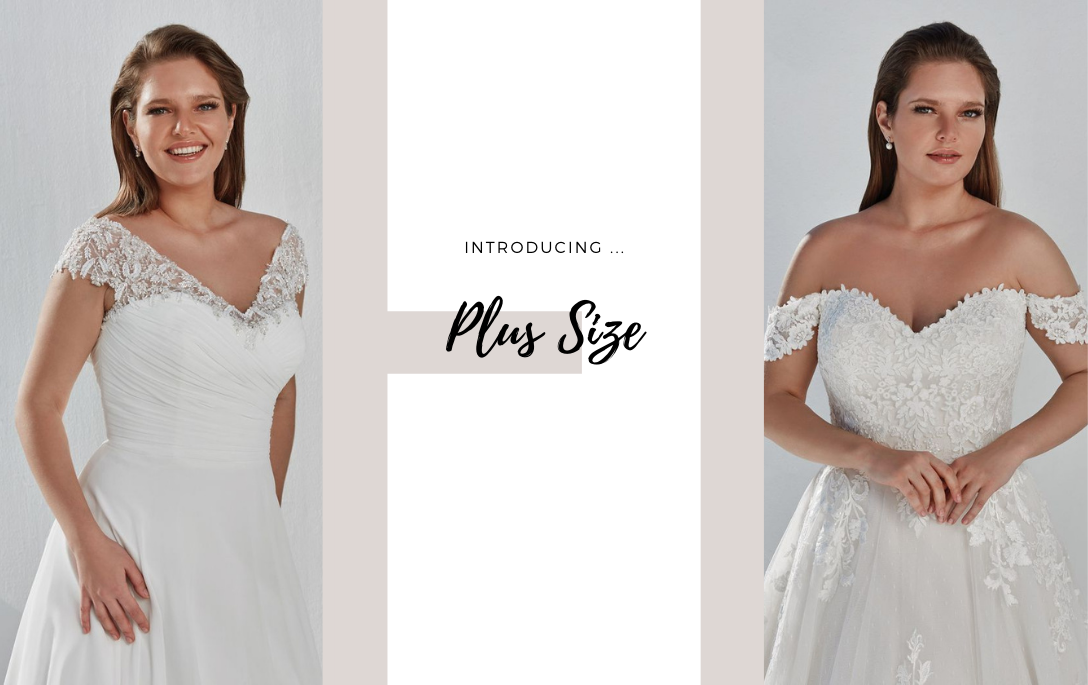 Brides of Chester introduces its Plus Size Wedding Dress Collection