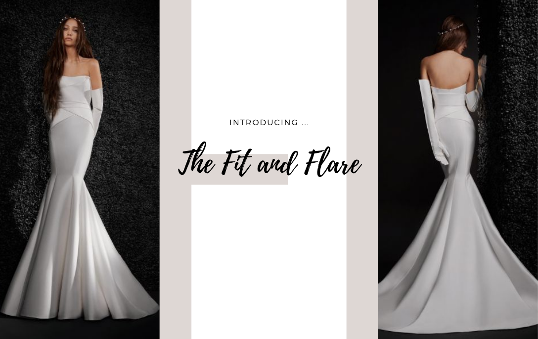 Brides of Chester introduces its Fit and Flare Wedding Dress Collection