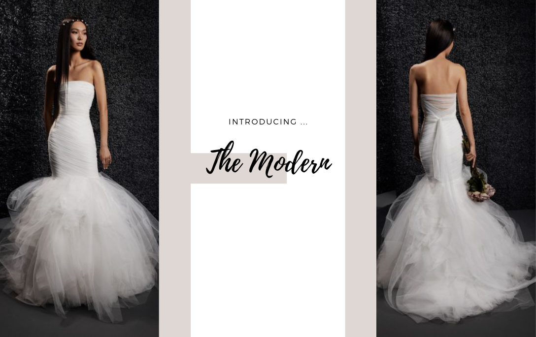 Brides of Chester introduces its Modern Wedding Dress Collection